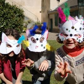 Bas les Masques à la Maison de Balzac
