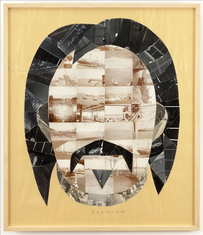 Balzac par Arroyo, photomontage