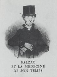 Balzac et la médecine de son temps, cat. exp., Paris, Maison de Balzac, mai-août 1976