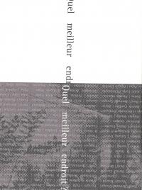 Couverture (détail)