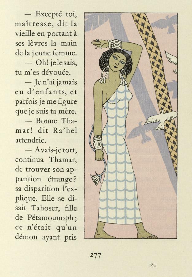 Georges Barbier,  illustration pour