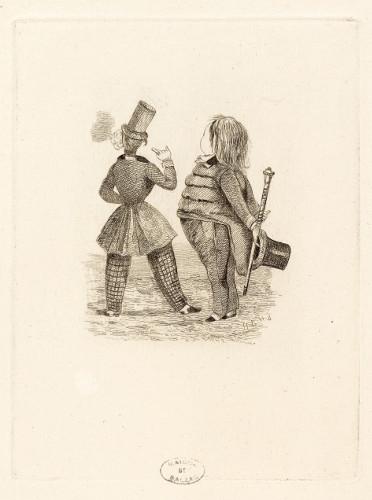 Balzac croqué d'après nature par Théophile Gautier