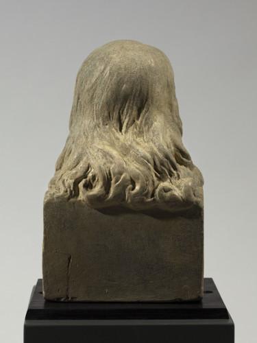 Buste de Gautier par Dantan de dos