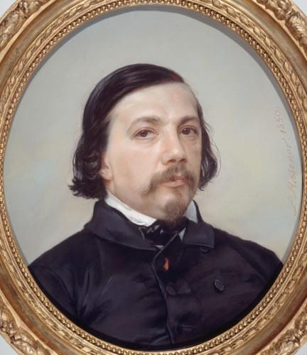Théophile Gautier par Riesener