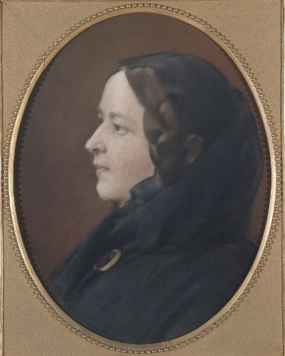 Madame Hanska par Jean Gigoux