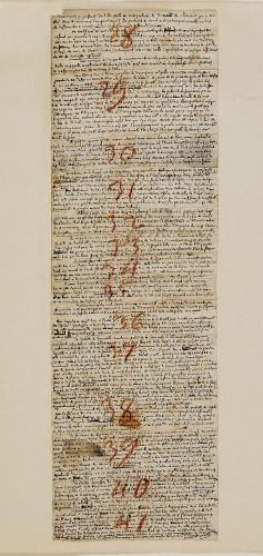 Manuscrit autographe signé Théophile Gautier