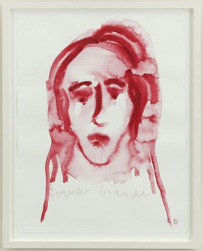 Moi, en Eugénie Grandet par Louise Bourgeois
